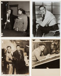Books:Photography, [Mickey Spillane]. Album of Spillane with Television and FilmCelebrities. Circa 1950-1990....