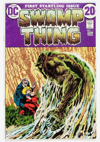 Swamp Thing #1 (DC, 1972) Condition: FN+