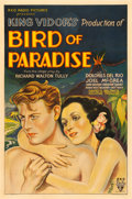 "Movie Posters:Adventure, Bird of Paradise (RKO, 1932). One Sheet (27"" X 41"") Frederic C.Madan Artwork.. ..."