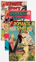 Silver Age (1956-1969):Romance, Romantic Story Group of 6 (Charleston, 1967-68).... (Total: 6 ComicBooks)