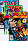 Modern Age (1980-Present):Miscellaneous, Marvel Modern Age Comics Box Lot (Marvel, 1990s-2000s) Condition: Average VF.... (Total: 2 Box Lots)