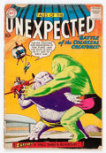Silver Age (1956-1969):Horror, Tales of the Unexpected #40 (DC, 1959) Condition: GD+....