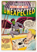 Silver Age (1956-1969):Science Fiction, Tales of the Unexpected #1 (DC, 1956) Condition: VG+....
