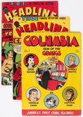 Golden Age (1938-1955):Miscellaneous, Comic Books - Assorted Golden Age Comics Group of 17 (Various Publishers, 1940s-70s) Condition: Average VG.... (Total: 17 Comic Books)