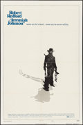"""Movie Posters:Western, Jeremiah Johnson (Warner Brothers, 1972). One Sheet (27"""" X 41"""") Style C. Western.. ..."""