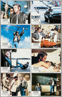 """The Hunter (Paramount, 1980). Lobby Card Set of 8 (11"""" X 14""""). Action. ... (Total: 8 Items)"""