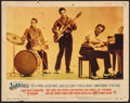 "Movie Posters:Rock and Roll, Jamboree (Warner Brothers, 1957). Lobby Card (11"" X 14""). Rock andRoll.. ..."