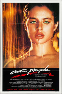 """Cat People & Other Lot (Universal, 1982). One Sheets (2) (27"""" X 41""""). Horror. ... (Total: 2 Items)"""