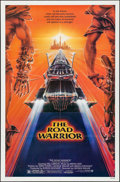 "Movie Posters:Science Fiction, The Road Warrior (Warner Brothers, 1982). One Sheet (27"" X 41"").Science Fiction.. ..."