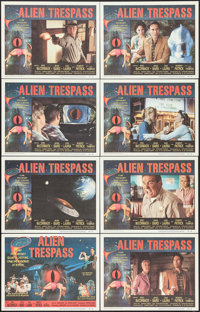 """Alien Trespass (Roadside Attractions, 2009). Lobby Card Set of 8 (11"""" X 14""""). Science Fiction. ... (Total: 8 I..."""