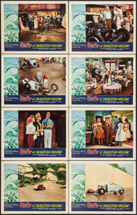 "Ghost of Dragstrip Hollow (American International, 1959). Lobby Card Set of 8 (11"" X 14""). Exploitation. ... (..."