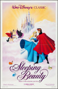 "Movie Posters:Animation, Sleeping Beauty & Other Lot (Buena Vista, R-1986). One Sheets(2) (27"" X 41""). Animation.. ... (Total: 2 Items)"