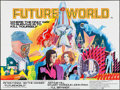 "Movie Posters:Science Fiction, Futureworld (American International, 1976). British Quad (30"" X40""). Science Fiction.. ..."
