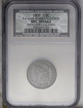 1809 1/2 C Normal Date. C-6, B-6, R.1. Die State 2--Improperly Cleaned--NCS. Unc Details. XF40 EAC. Wide date, 0 low; Hi...