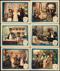 "Movie Posters:Drama, Topsy and Eva (United Artists, 1927). Lobby Cards (6) (11"" X 14"").. ... (Total: 6 Items)"