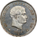 Italy:Kingdom of Napoleon, Italy: Kingdom of Napoleon. Napoleon Specimen 5 Lire 1812-M SP65NGC,...