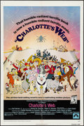 """Movie Posters:Animation, Charlotte's Web (Paramount, 1973). One Sheet (27"""" X 41""""). Animation.. ..."""