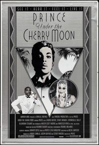 "Under the Cherry Moon (Warner Brothers, 1986). Printer's Proof Mylar One Sheet (28"" X 41""). Rock and Roll"