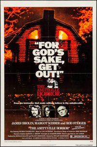 """The Amityville Horror & Other Lot (American International, 1979). One Sheets (2) (27"""" X 41""""). Horror..."""