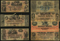 Obsoletes By State:Louisiana, New Orleans, LA- New Orleans Canal & Banking Company $10(2); $20(3); $50; $100. ... (Total: 7 notes)