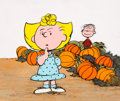 Animation Art:Production Drawing, It's the Great Pumpkin, Charlie Brown! Book Illustration(Bill Melendez, c. 1970s)....