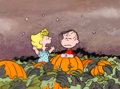 Animation Art:Production Drawing, It's the Great Pumpkin, Charlie Brown! Book Illustration (Bill Melendez, 1978)....