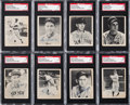 Autographs:Sports Cards, Signed 1939 Play Ball Baseball Collection (27). ...