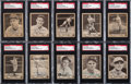 Autographs:Sports Cards, Signed 1940 Play Ball Baseball Collection (36). ...
