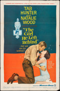 """Movie Posters:Comedy, The Girl He Left Behind & Other Lot (Warner Brothers, 1956).One Sheets (2) (27"""" X 41""""). Comedy.. ... (Total: 2 Items)"""