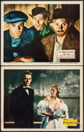 """Movie Posters:Drama, The Grapes of Wrath & Other Lot (20th Century Fox, R-1947). Lobby Cards (2) (11"""" X 14""""). Drama.. ... (Total: 2 Items)"""
