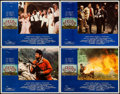 "Movie Posters:Academy Award Winners, The Deer Hunter (Universal, 1978). Lobby Card Set of 4 (11"" X 14"").Drama.. ... (Total: 4 Items)"