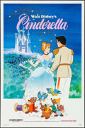 "Movie Posters:Animation, Cinderella & Other Lot (Buena Vista, R-1981). One Sheets (2) (27"" X 41""). Animation.. ... (Total: 2 Items)"