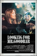 "Movie Posters:Drama, Looking for Mr. Goodbar & Other Lot (Paramount, 1977). One Sheet (27"" X 41"") & Video One Sheet (26.75"" X 40.5""). Drama.. ... (Total: 2 Items)"