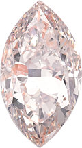 Estate Jewelry:Unmounted Diamonds, Unmounted Light Pink Diamond. ...