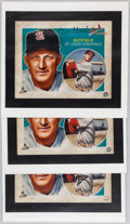 Baseball Collectibles:Others, 1990's-2000's Stan Musial Signed Posters & Lithographs withApproximately 26 Signed Musial Pieces from The Stan MusialCollect...