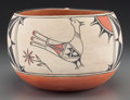 American Indian Art:Pottery, A Santo Domingo Polychrome Jar . Ambrose Atencio. ...