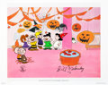 Animation Art:Limited Edition Cel, It's the Great Pumpkin, Charlie Brown Limited Edition CelAP#3/15 (Bill Melendez, c. 1990s)....