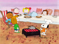 Animation Art:Limited Edition Cel, A Charlie Brown Thanksgiving Limited Edition Cel Artist'sProof AP3/15 (Bill Melendez, c. 1990s)....
