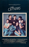 "Movie Posters:Crime, The Outsiders (Warner Brothers, 1982). International One Sheet(24.5"" X 40""). Crime.. ..."