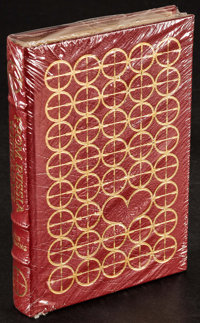 "From Russia with Love by Ian Fleming (Easton Press, 1990). Unopened First Edition Hardcover Book (253 Pages, 6"" X 9..."