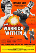 "Movie Posters:Action, The Warrior Within & Other Lot (Cineworld, 1976). One Sheet(25"" X 37"") & Mini Poster (9"" X 14""). Action.. ... (Total: 2Items)"