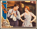 """Movie Posters:Comedy, Love Among the Millionaires (Paramount, 1930). Lobby Card (11"""" X 14""""). Comedy.. ..."""
