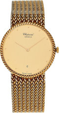 Estate Jewelry:Watches, Chopard Gentleman's Gold Watch. ...