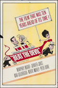 "Movie Posters:Adventure, Beat the Devil (Royal Films International, R-1963). One Sheet (27""X 41""). Adventure.. ..."