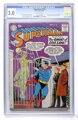 Superman #129 (DC, 1959) CGC GD/VG 3.0 Off-white pages