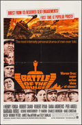 """Movie Posters:War, Battle of the Bulge (Warner Brothers, 1966). One Sheet (27"""" X 41"""")& Pressbook (20 Pages, 11"""" X 17""""). War.. ... (Total: 2 Items)"""
