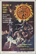 "Movie Posters:Science Fiction, Battle Beyond the Sun (Filmgroup, Inc., 1962). First U.S. ReleaseOne Sheet (27"" X 41""). Science Fiction.. ..."