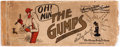 Platinum Age (1897-1937):Miscellaneous, The Gumps, Andy and Min #nn (Landfield-Kupfer Printing Co., 1920)Condition: PR....