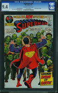 Bronze Age (1970-1979):Superhero, Superman #237 (DC, 1971) CGC NM 9.4 Off-white to white pages.