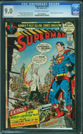 Bronze Age (1970-1979):Superhero, Superman #248 (DC, 1972) CGC VF/NM 9.0 Off-white pages.